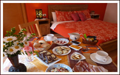 Delicious breakfast at Bed & Breakfast MarcoLaura, Bergamo