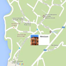 Bed & Breakfast Bergamo Google Map
